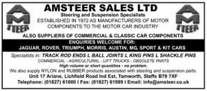 Steering and Suspension Specialists